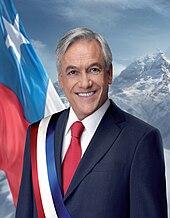 Image result for President Sebastian Pinera