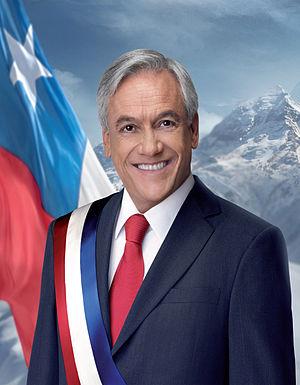 Sebastián Piñera - Image: Fotografía oficial del Presidente Sebastián Piñera 2