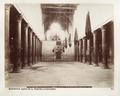 Fotografi från Födelsekyrkan i Betlehem - Hallwylska museet - 104416.tif