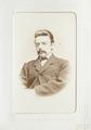 Fotografiporträtt på Wilhelm Schlegel, 1800-talets sista hälft - Hallwylska museet - 107603.tif