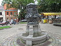 Fountain Sculpture in Kaunas.JPG