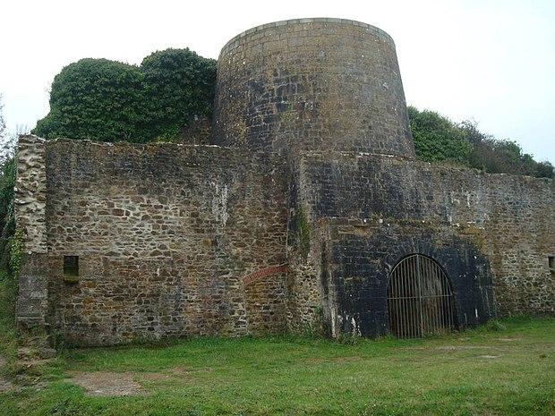 Monument historique à Crozon
