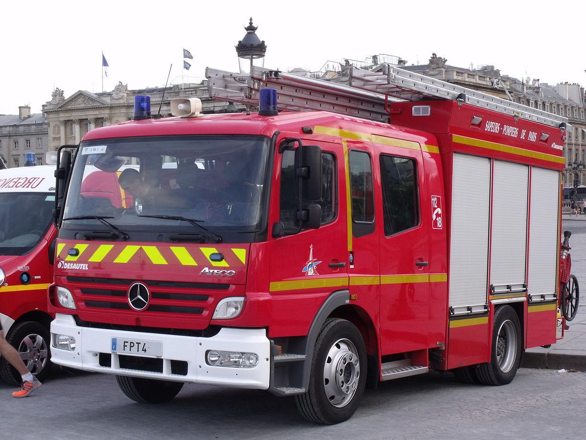 Fourgon pompe tonne wikip dia - Image camion pompier ...