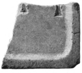 Fragment of marble plate vith inscription to Dionysus from Olbia.png