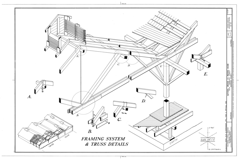 File:Framing System and Truss Details - National Orange Company ...