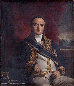 François Joseph Navez - Léonard Pierre Joseph Burgrave du Bus de Gisignies.jpg