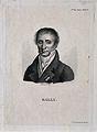 François Victor Bally. Stipple engraving by A. Tardieu. Wellcome V0000324.jpg