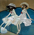 Francesc Xavier Gosé - The Two Sisters - Google Art Project.jpg