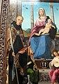 Francesco marmitta, madonna col bambino, angeli e santi, 1500-1505 ca., da chiesa di s. quintino a parma 02.JPG