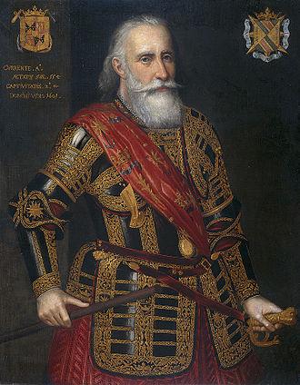 Siege of Grave (1602) - Francisco de Mendoza