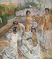 Francisco Iturrino The Bath (Seville).jpg