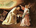 Francisco de Zurbarán - The Vision of St Peter of Nolasco - WGA26055.jpg