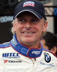 Franz Engstler 2009 WTCC Race of Japan