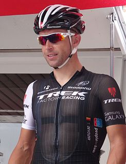 Stijn Devolder road bicycle racer