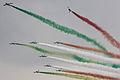 Frecce Tricolori - RIAT 2009 (3801301652).jpg