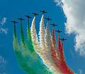 Frecce Tricolori NL Air Force Days (9291484864).jpg