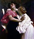 Frederic Leighton-Orfeo ed Euridice-1864.jpg