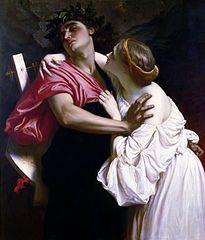 Orfeusz I Eurydyka Obraz Frederica Leightona Wikipedia