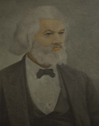 Recorder of deeds - Portrait of Frederick Douglass in the D.C. Recorder of Deeds Building. Frederick Douglass was the first recorder of deeds for the District of Columbia