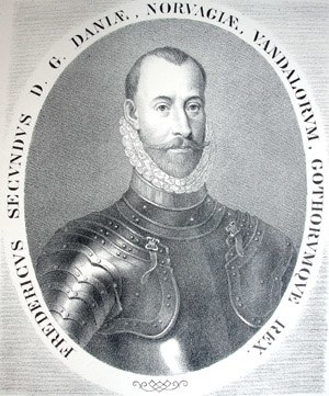 Northern Seven Years' War - Frederick II (1534–1588), King of Denmark and Norway 1559–1588