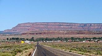 Fredonia, Arizona - Image: Fredonia AZ