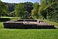 Freienstein-Teufen - Tössegg-Schlössliacker, Teil der spätrömischen Rheinbefestigung 2011-09-21 14-17-58.JPG