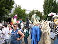Fremont Solstice Parade 2008 - Dunces and Scholars 02.jpg