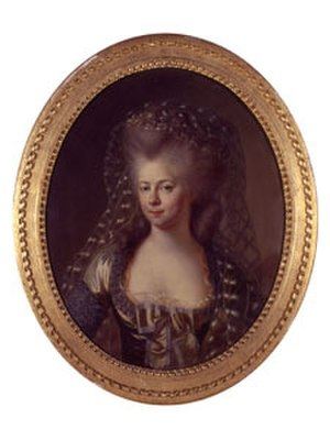 Duchess Frederica of Württemberg - Image: Friedericke Elisabeth of Württemberg, princess of Holstein Gottorp Oldenburg