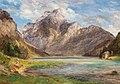 Friedrich Loos - Mountain Lake.jpg