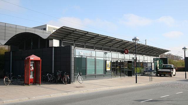 Полиция Копенгагена задержала подростков за бросание камней по автомобилям