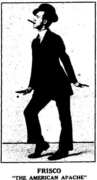 Joe Frisco - Image: Frisco 1920