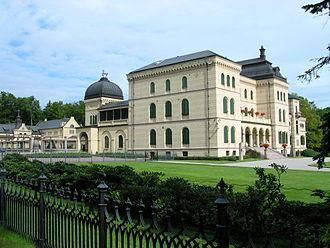 Larvik - Fritzøehus