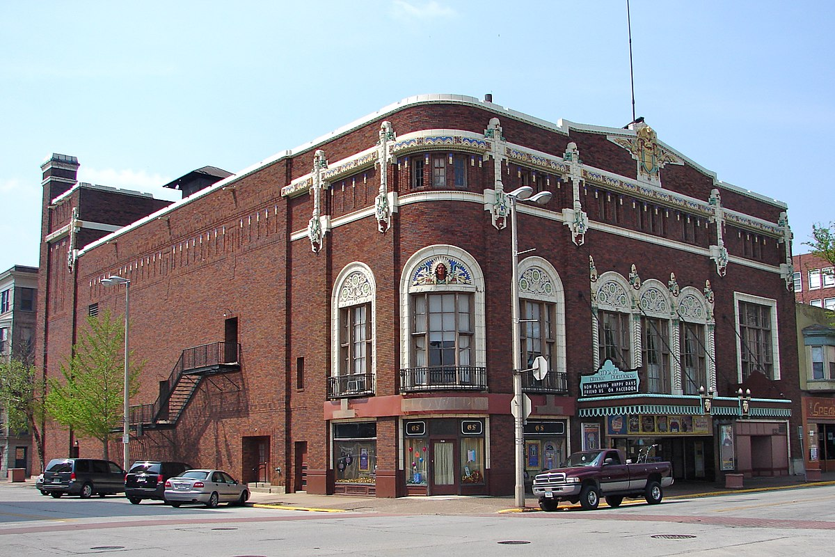 Fort Armstrong Theatre Wikipedia