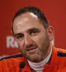 Fußballtrainer Frank Schmidt