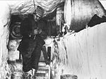 Fuel depot at Framheim - Amundsen Expedition.jpg