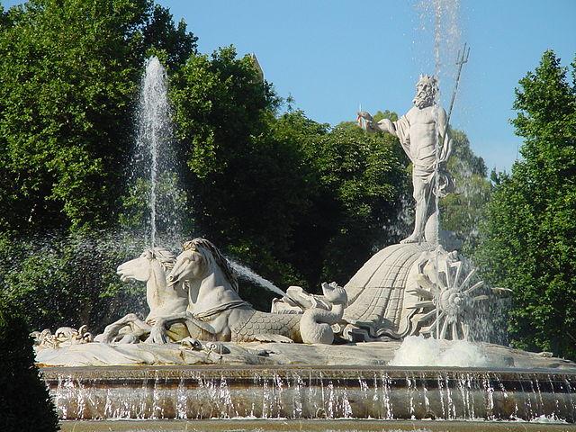 Fontana di Nettuno