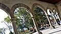 Fuera del museo del virreinal en Zinacantepec.jpg