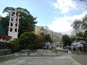 Bokod, Benguet - Image: Fvf Bokod Church 0434 17