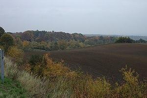 Góra Świętej Anny - Image: Góra Świętej Anny, pohled do krajiny II