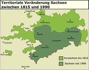 Geschichte Sachsens Wikipedia