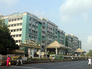 Government General Hospital, Chennai Hospital in Tamil Nadu, India