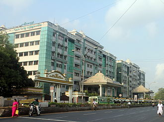 Poonamallee High Road, Chennai - Government General Hospital
