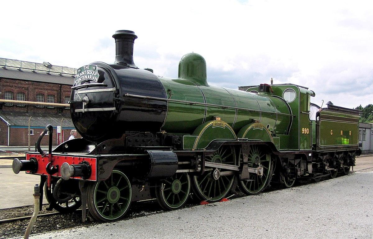 Oakley Gauge 8 >> GNR Class C1 (small boiler) - Wikipedia