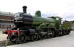 GNR C2 990 'Henry Oakley' at Doncaster Works.JPG