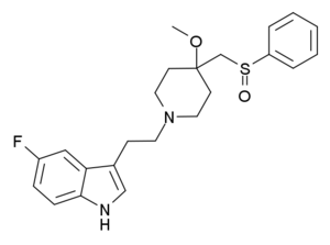 GR-159897 - Image: GR 159,897 chemical structure