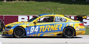 Joey Hand - Hand's 2011 BMW for Turner Motorsport