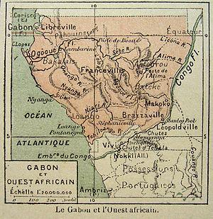 Le Gabon et l'Ouest africain