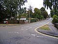 Galleywood Road, Great Baddow - geograph.org.uk - 1499518.jpg