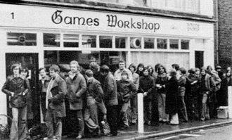 Games Workshop - Image: Gamesws 1