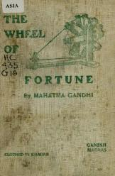 Mahatma Gandhi: The Wheel of Fortune